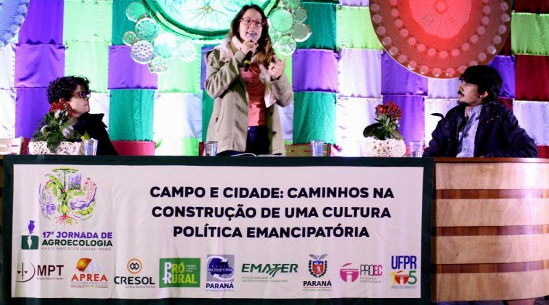 Ocupações urbanas com apoio de redes de cultura e agroecologia são exemplos de resistência